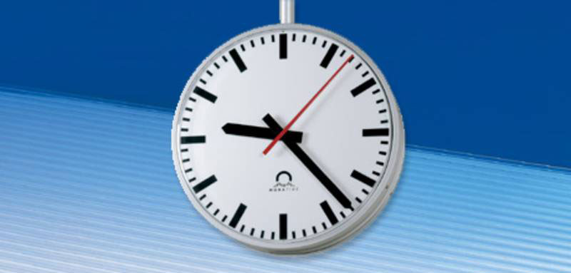 Metroline Analog Clocks Master Clock System