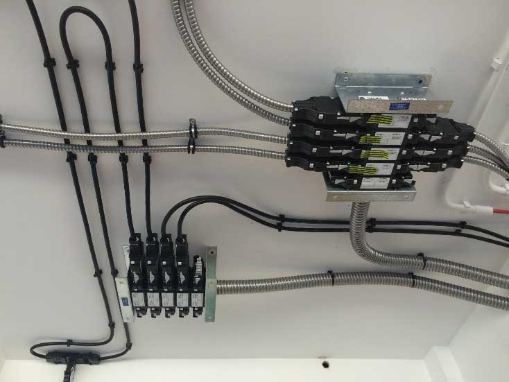 Modular Wiring Systems Buildings