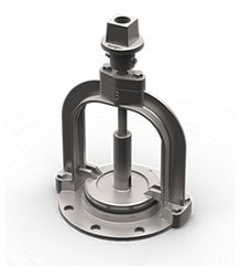 Non Rising Stem-Stainless steel District Cooling Products