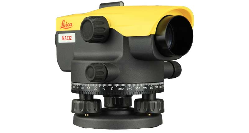 NA 300 - Automatic Levels Surveying Solutions