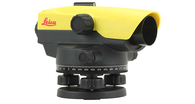 NA 500 - Automatic Levels Surveying Solutions
