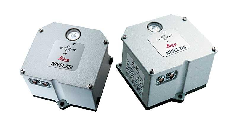 NIVEL 210_220 - Inclination Sensor Surveying Solutions