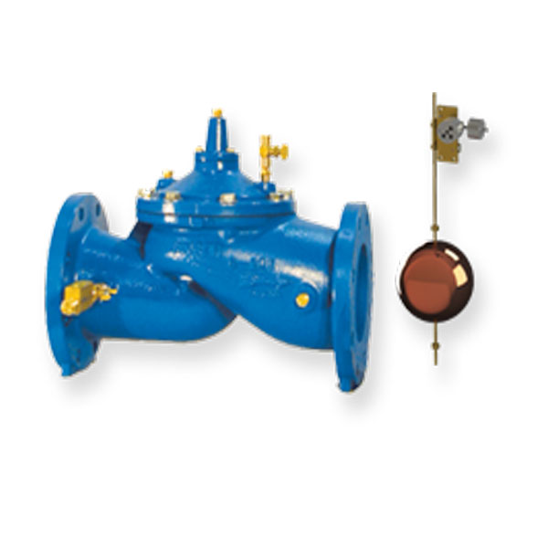 Non Modulating - Float Valves District Cooling Products