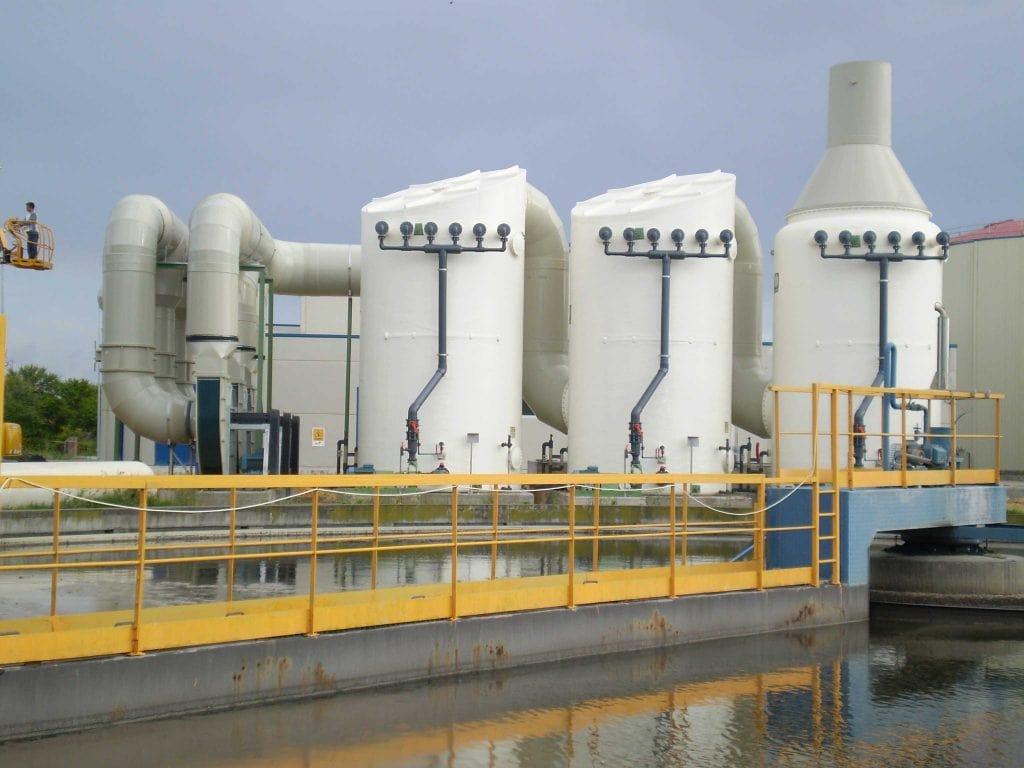 Odour Control Units Sewage