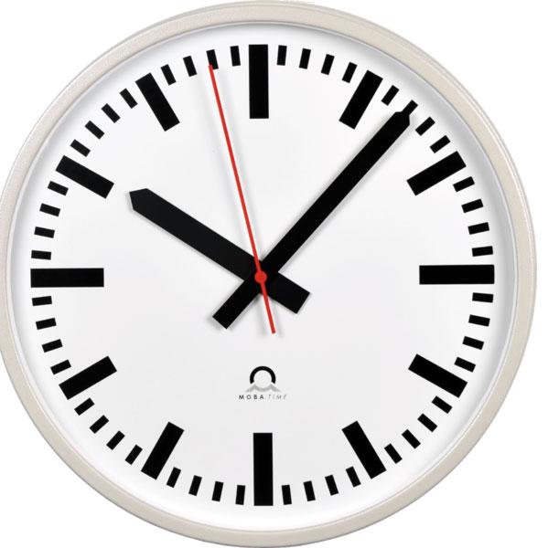 Outdoor Analog Clocks - Flex Master Clock System
