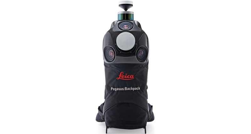 Pegasus Backpack - Mobile Sensor Platforms Surveying Solutions