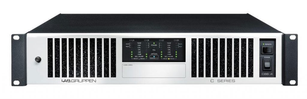 Power Amplifier Audio Solutions