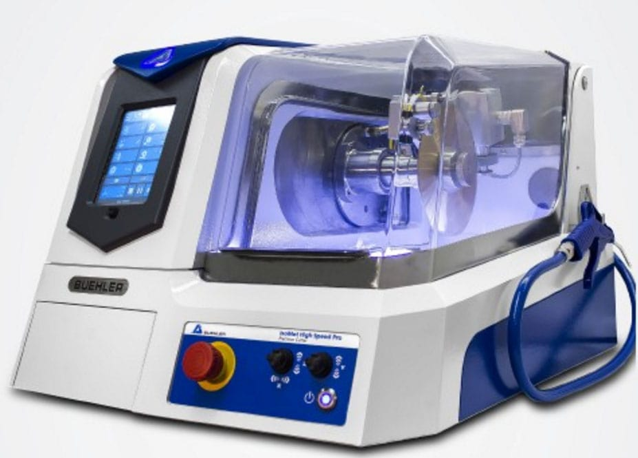 Precision Cutter Metallography Lab Equipment