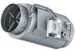 Pressure Dependent Type HVAC Controls