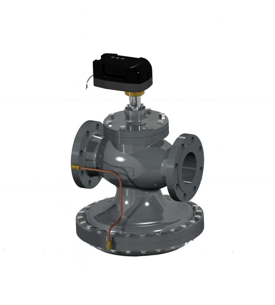 Ductile Iron PICV HVAC Products