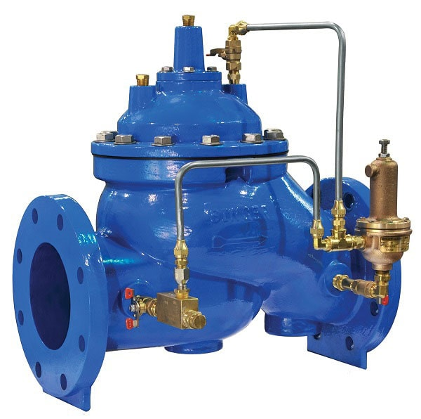 Pressure Reducing Control Valve Water Transmission & Distribution