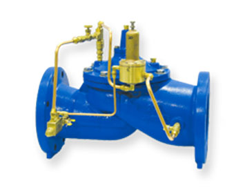 Pressure Relief Control Valve Water Transmission & Distribution