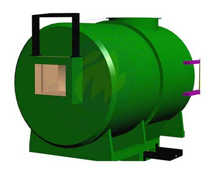 Regenerative Thermal Oxidizer Industrial Solutions