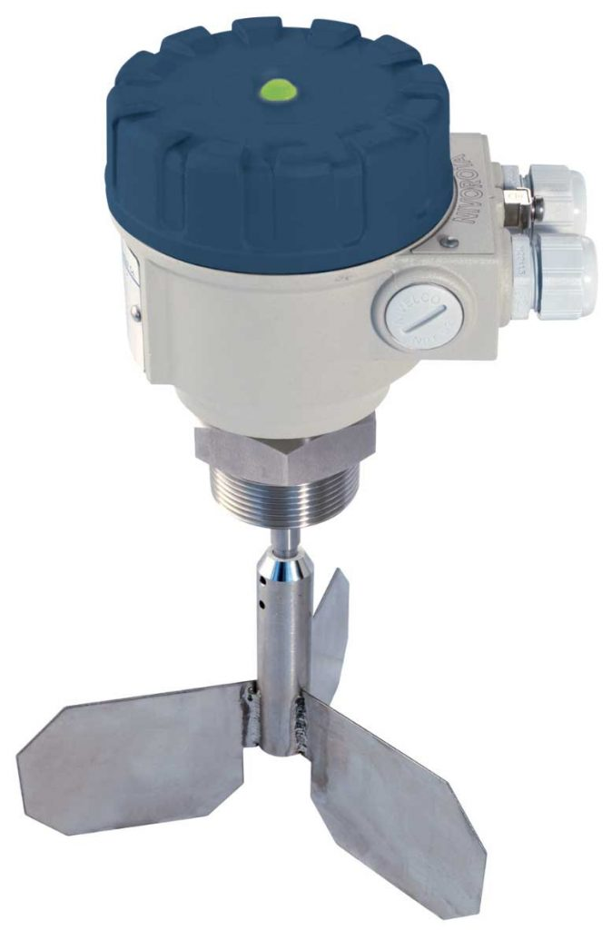 Rotary Paddle Level Switches Process Instrumentation