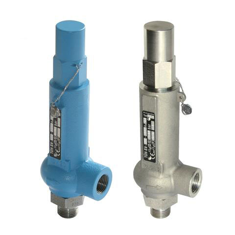 Safety Relief Valve Maritime