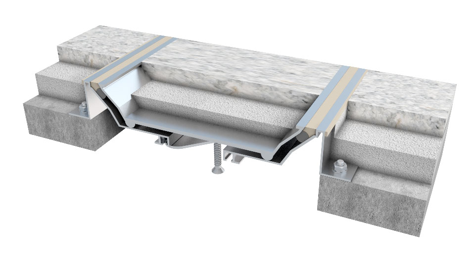 Seismic Floor Profiles Architectural Finishing Products