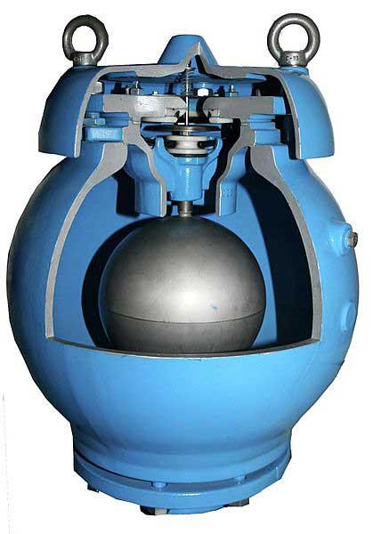 Sewage Air Valves Sewage