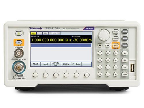 Signal Generators Material Research
