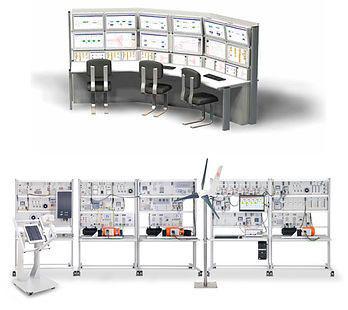 Smart Grids & Power Simulators Educational & Training