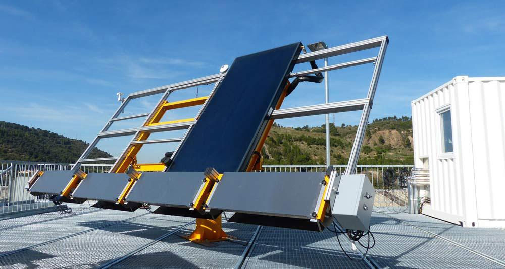 Solar Tracker Solar Testing Equipment