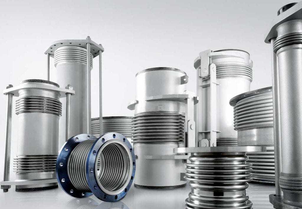 Stainless Steel Expansion Joint District Cooling Products