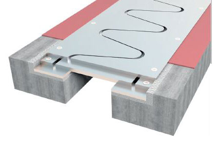 Steel Expansion Joint Profiles Architectural Finishing Products