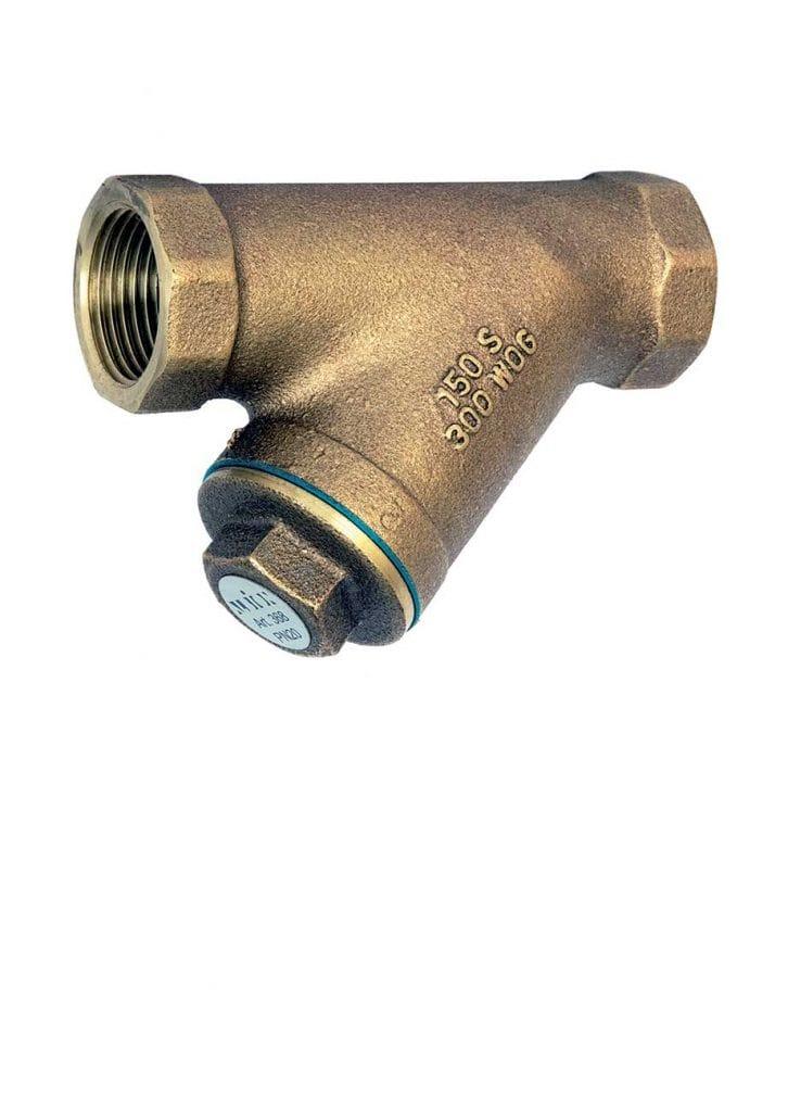 Y Type Strainers - Bronze Plumbing Products