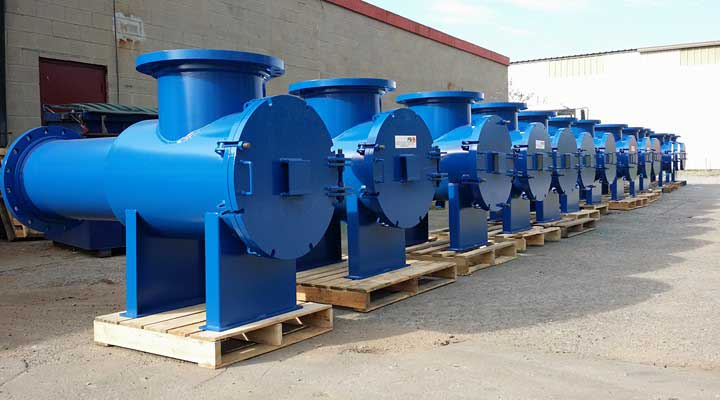 Fabricated Suction Diffuser District Cooling Products