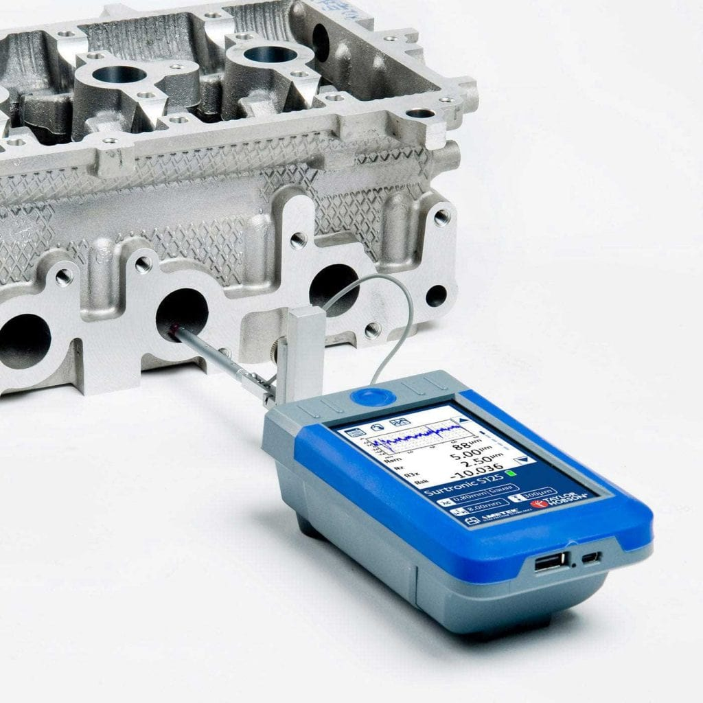 Surface Roughness Testing - Surface Profilers