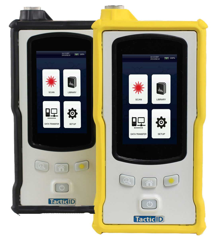 Handheld Raman Spectrometer Material Science Testing Solutions