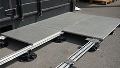 Raised Terrace Supports