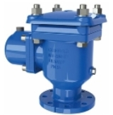IPS Double Orifice Air Valve