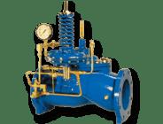 IPS Modulating / Non Modulating Float Valves