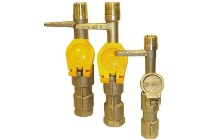 Brass Quick Coupling Valve For Agriculture and Horticulture