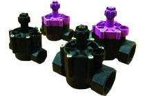 Globe Solenoid Valve For Sports Turf Irrigation