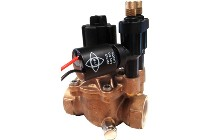 Brass Solenoid Valve For Sports Turf Irrigation