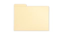 Letter Size File Folders