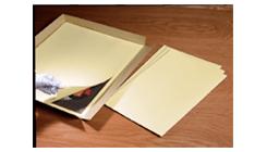 Buffered Oversize File Folders