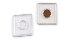 Polystyrene Penny Coin Holder