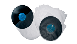 Polyethylene Record Envelopes