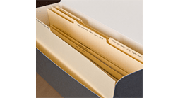 Tabbed Index Dividers