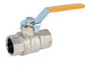 Ball Valve - DZR Brass