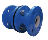 Ductile Iron Flanged – Double Check Valve