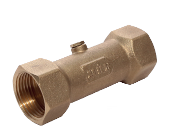 DZR Brass Parallel Ends – Double Check Valve
