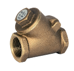 Swing Check Valve - Bronze
