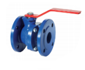 Ductile Iron Ball Valve