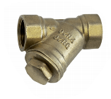 Y Type Strainers-Brass