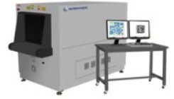 Dual View Baggage Scanner for Airports 6545DV