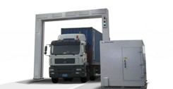 X-Ray Inspection System for Trucks HXP Portal