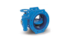 Double Eccentric Type Butterfly Valve Wastewater Solutions